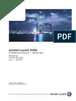 9YZ039910004TQZZA_V1_Alcatel-Lucent 9400 LTE Radio Access Network RAN Overview.pdf