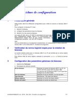 procedure de configuration_fr