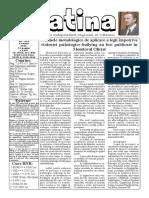 Datina - 12.06.2020 - prima pagină