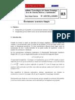 Saúl Ureña y Jorge Cuevas. Práctica 03