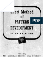Short Method of Pattern Development