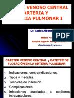 cateter venoso central I