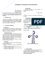 Actividad de Aprendizaje 2. Instrumentos electromecánicos.