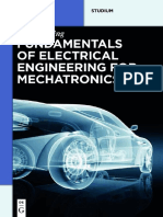 The Fundamentals of Electrical Engineering for Mechatronics by Felix Huning.pdf