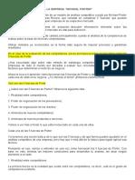 5TA CLASE DE GESTIÓN ORGANIZACIONAL