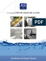Utilización de Agua de Lluvia - Arquitecto Guillermo Enrique Durán - 2-2014