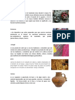 12 artesanias de guatemala