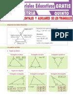 Propiedades-Fundamentales-y-Auxiliares-de-los-Triángulos-Para-Quinto-Grado-de-Secundaria