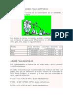 ÁCIDOS POLOHIDRATADOS