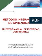 MANUAL DETALLADO DE ALGUNOS MÉTODOS INTERACTIVOS
