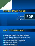 Stroke Pada Anak
