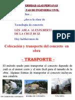 TERCNOLOGIA DEL CONCRETO  DE LA CRUZ RUIZ ALEXIS BERTI