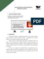 BRUNA BENEVENUTTI - PORTFOLIO_PIBID_2012 -CAPES