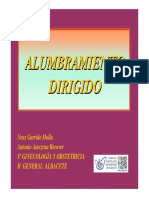 ALUMBRAMIENTO DIRIGIDO