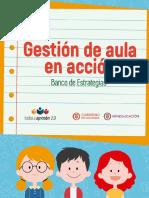 GESTIÓN DE AULA EN ACCIÓN  PTA