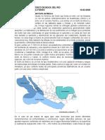Características físicas del Golfo de México