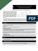 GAVION DELTA TIPO CAJA - ZN+5%AL - 10X12  2.70mm -  3.40mm-2018-FEB