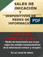 Canales de comunicación Diapositivas