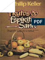 Frutos do Espírito Santo - W. Phillip Keller