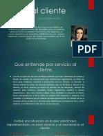 Evaluacion Inicial Servicio Al Cliente Carolina Montoya.