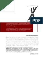 Artigo - Criptojudaismo tropical a religiosidade da quarta geração das Dias-Fernandes de Pernambuco e a Inquisição Portuguesa