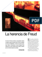LA HERENCIA DE FREUD _ Dr. Adolfo Vasquez Rocca _ Psicoanálisis PostFreudiano _De La Parra Brunet