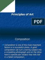 VC - Principles of Art