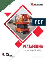 Plataforma-Tijera-Dingli-JCPT1212