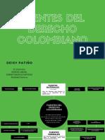 DEISY PATIÑO - TALLER DERECHO LABORAL