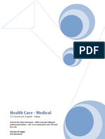 Health Care Word List_ English - Italian