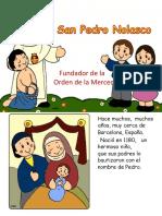 San Pedro Nolasco para niños