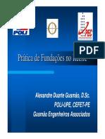 APO-POLI-Prática de Fundações no Recife - IFPE - 24-08-2010