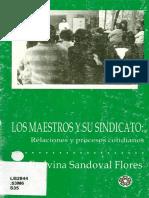 Los maestros y su sindicato - Etelvina Sandoval
