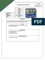 FMT-55 Informe Técnico de Servicio V 2.0