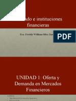 Clase 2 - Mercados Financieros, oferta, demanda, fallas de mercado.pptx