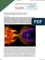 Die Angst vieler Physiker vor der Raumenergie, eine wissenschaftssoziologische Betrachtung – Teil 1 - Kopp-Verlag
