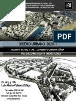 1.1. Presentaciòn - Conceptos Del Diseño Urbano