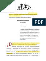Trashumantes del vacío. Ricardo Mauro
