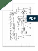 HYDRAULIC GATE VALVE 3-116 10M TYPE F & FC