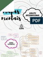 OAB mapa mental DIR_INTERNACIONAL 2020