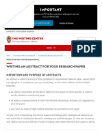 writing an abstract for your research paper.pdf