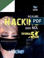 Tutorial 5 Hari Belajar Hacking Dari Nol Oleh Wahana Komputer