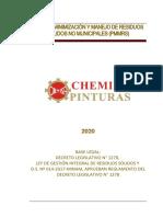 PMRS CHEMISA 2020