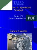6º Carrete y Agua de Lubricación Español