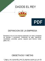 BORDADOS EL REY