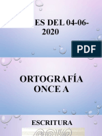CLASES 04-06-2020