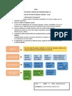 IDENTIFICACIÓN Y ANÁLISIS DEL PROBLEMA (PARTE 5)