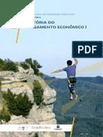 UA 3 - A historia do pensamento economico