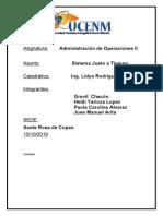 INFORME DE OPERACIONES II (1)