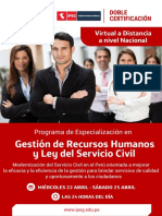 Brochure PE Gestion de RRHH y LSC 25-04-2020